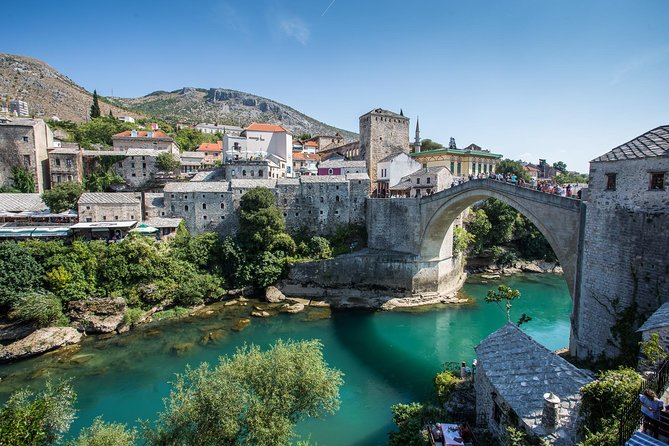 Mostar, the Traces of Orient from MAKARSKA