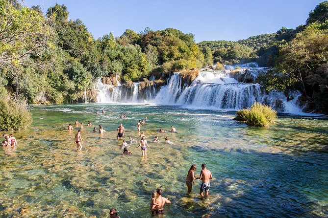 Krka Waterfalls National Park & Trogir