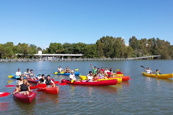 Sevilla 2.5-Hour Kayaking Tour on the Guadalquivir River