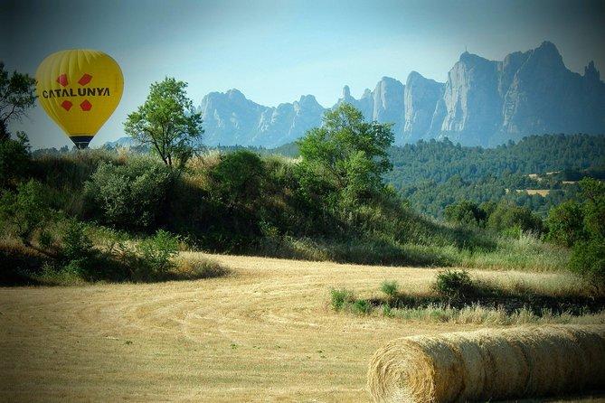 Barcelona Hot-Air Balloon Ride