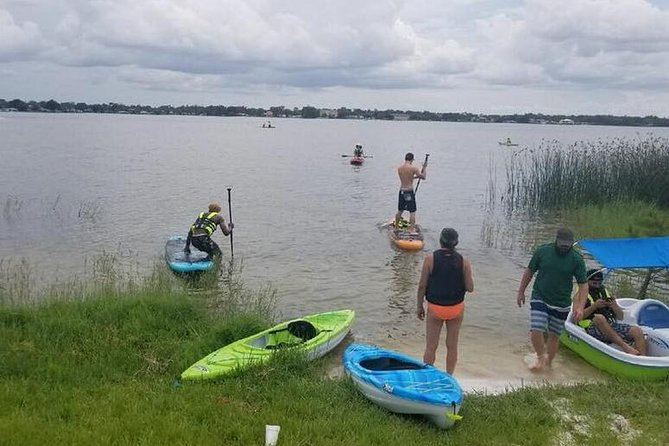 Location de kayak