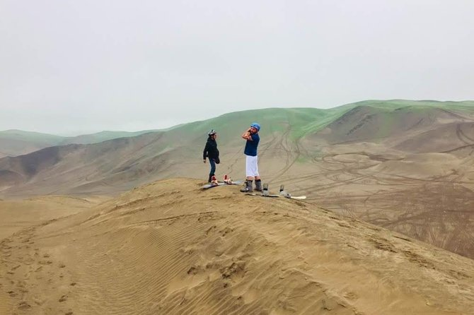 Sandboarding Experiance in Lima