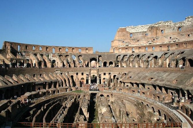 Skip the Line: Glory of Ancient Rome and Colosseum small group