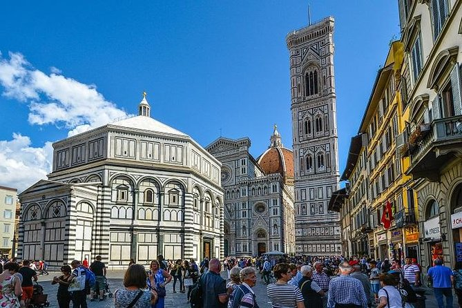 Private Tour: Florence Full-Day by Train from Rome