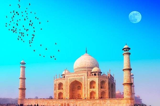 Private Taj Mahal and Agra Full Day Tour from Delhi