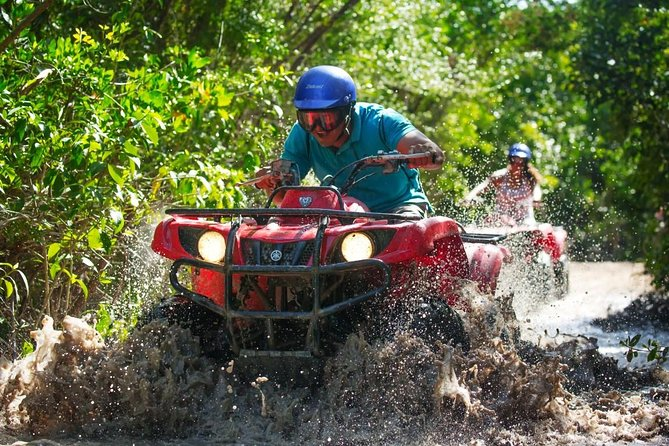 ATV Off Road Extreme Half Day Adventure From Punta Cana