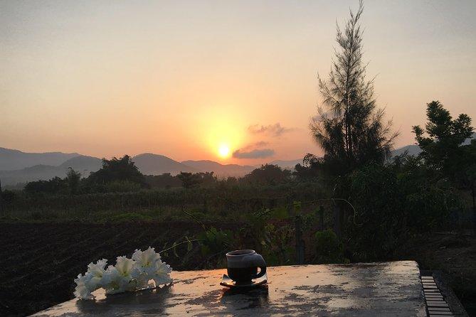 Amazing Sunrise Tour + Stunning city views, Doi Suthep temple (On mountains-top)