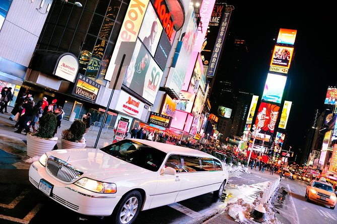 Broadway by Limousine