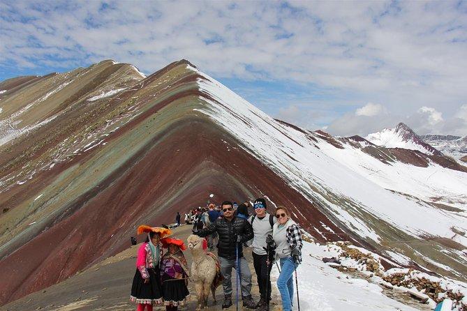 Rainbow Mountain Experience