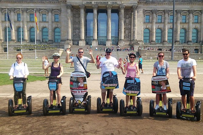 Small Group Berlin Segway Tour