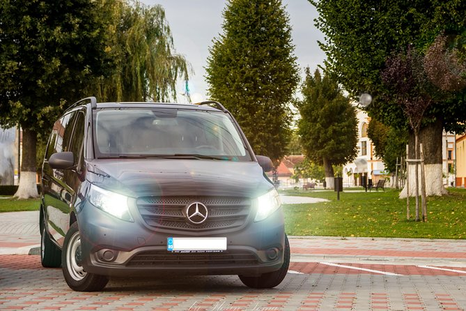 Airport transfer from Bucharest to Brasov or from Brasov to Bucharest