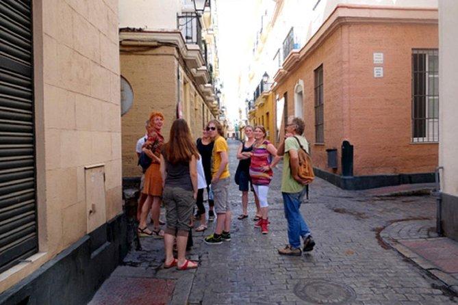 Cadiz Old Town Private Walking Tour
