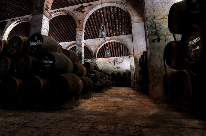Gutierrez Colosia Sherry Winery: Guided Visit and Tasting