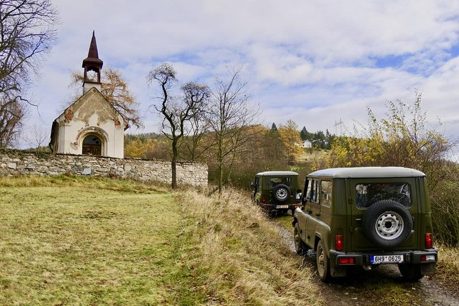 Off Road Bohemia - FULL DAY TRIP - 4WD trip