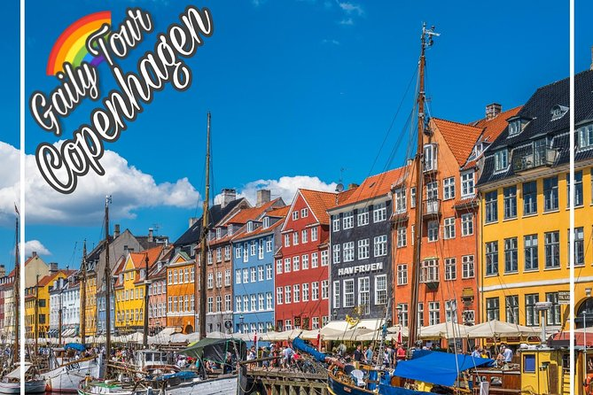 GAILY TOUR in COPENHAGEN - Gay Tour & Andersen's Secrets