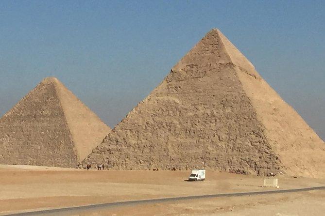 Tour de un día al precio grupal de El Cairo