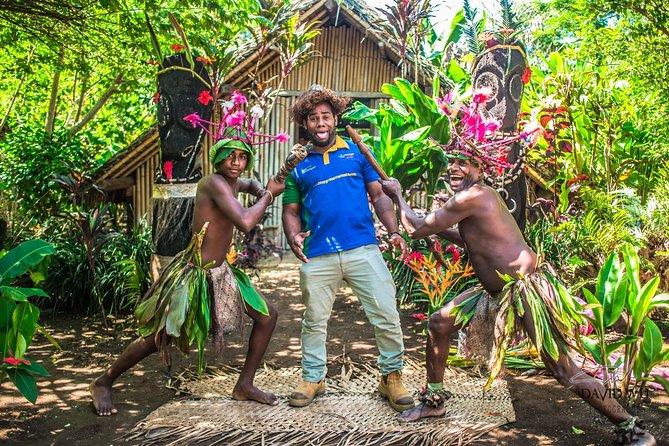 Full Day Grand Efate Tour Vanuatu