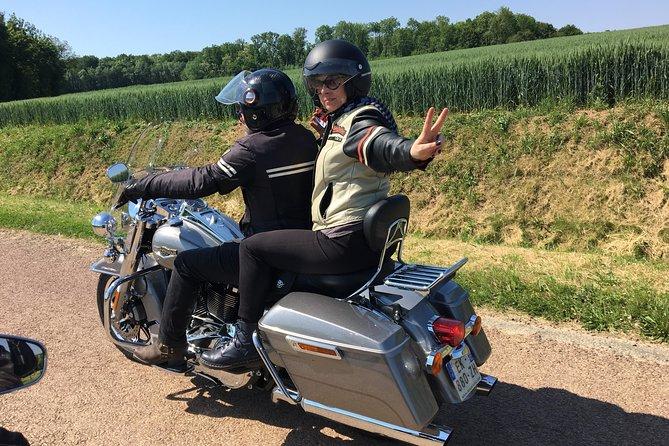 Greater Paris Area Motorcycle Tour