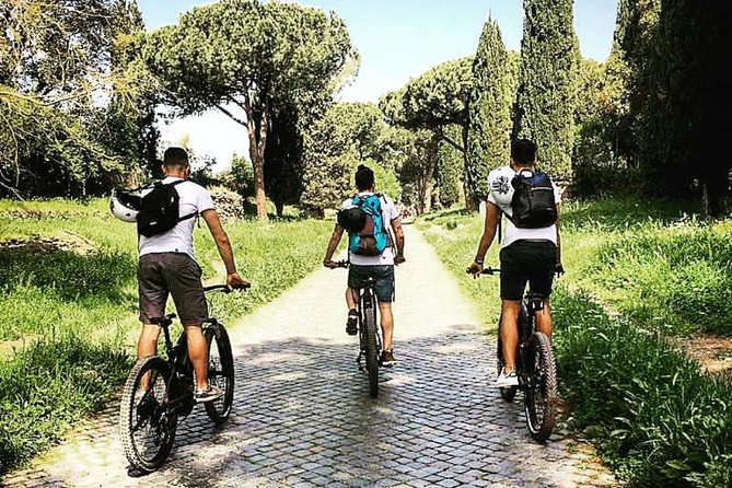 E-Bike Tour to Rome Ancient Appian Way