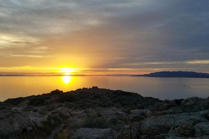 Antelope Island Electric Bike Ride Tour
