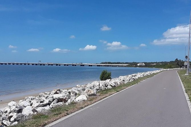 Bicycle Tour Over Tampa Bay From Orlando