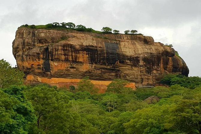 Day tour to Sigiriya & Dambulla from Kandy by Aaliya Tours
