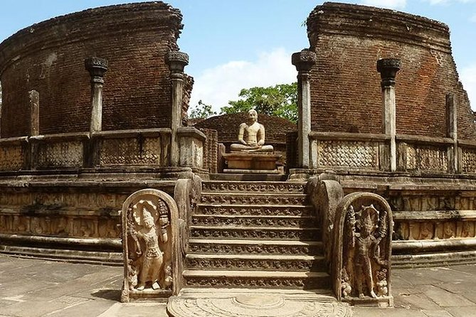 Day tour to Polonnaruwa From Kandy by Aaliya Tours