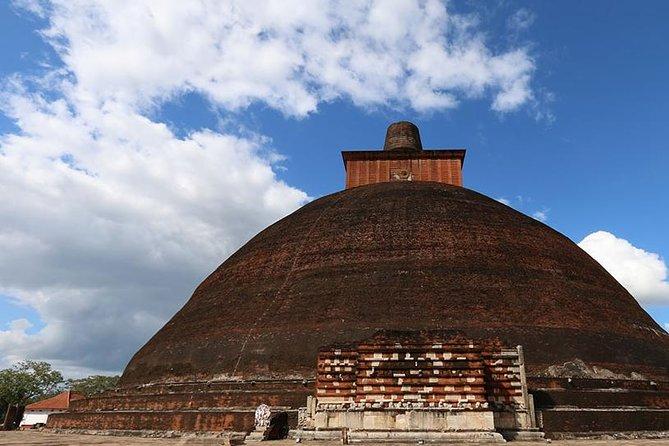 Day tour to Anuradapura From Kandy by Aaliya Tours