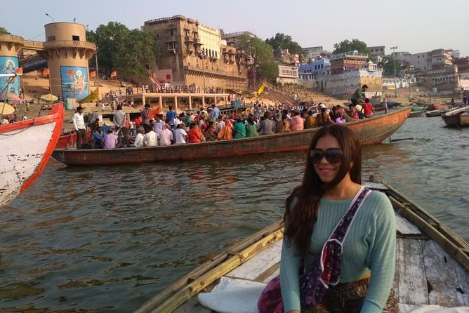 5-hours Private Tour : Morning Boat Ride With Ancient Temple Walk
