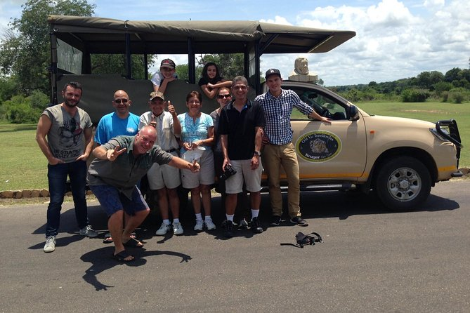 Kruger Park Safari: Guided Day Tour from Nelspruit