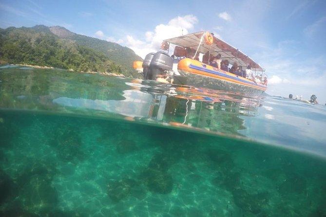 Tourpass Rio to Ilha Grande Fastboat Tour