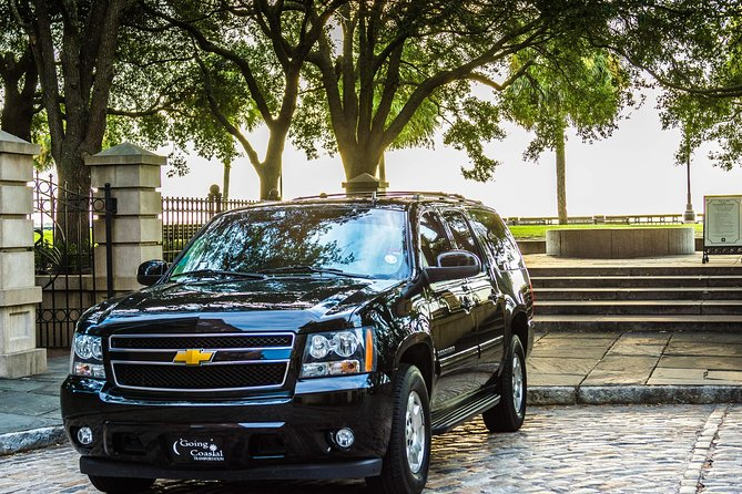 Car Service: Airport to Downtown Charleston
