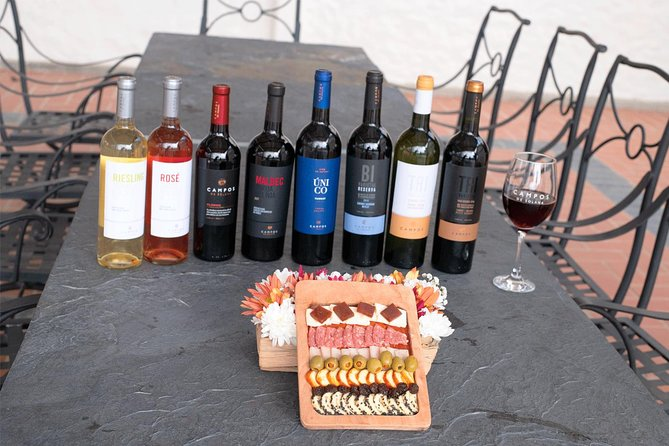 Wine, Singani & Cheese Tasting Tour - Half Day - Private Service