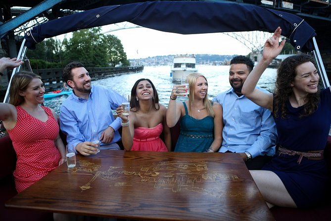 Seattle's Favorite Sightseeing and Cocktail Cruise
