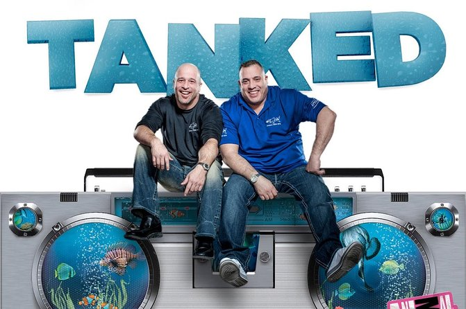 Bakom scenerna Tour of 'Tanked' på TV Show