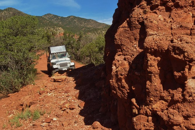 Red Canyon Loop Half Day Jeep Tour