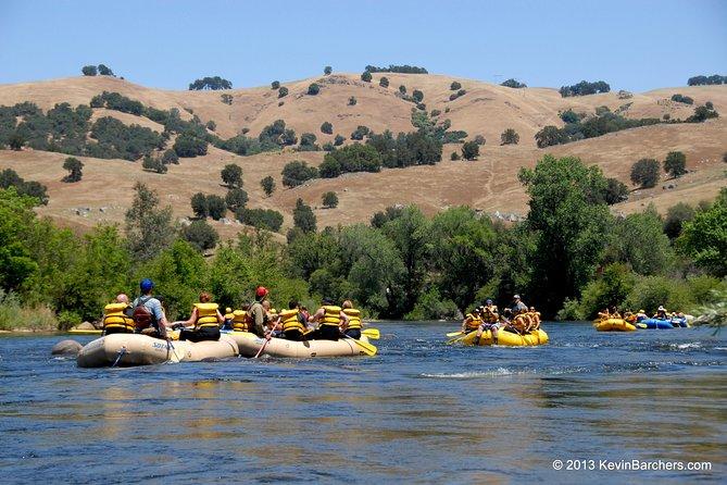 Excursion de deux jours en rafting sur la rivière South Fork American
