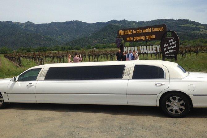 Luxor Coach provide transpotation for Napa wine tour, city tour as San Francisco