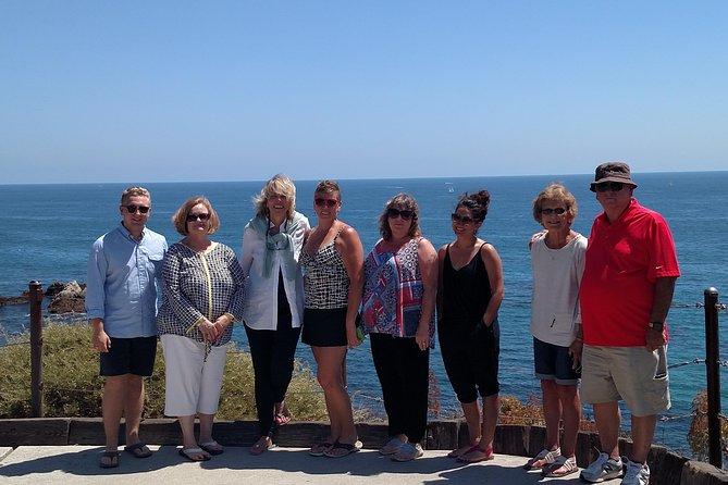 Orange County Coastal Sightseeing Tour