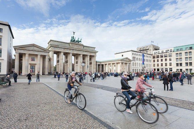 Berlin 3-hour City Highlights Bike Tour
