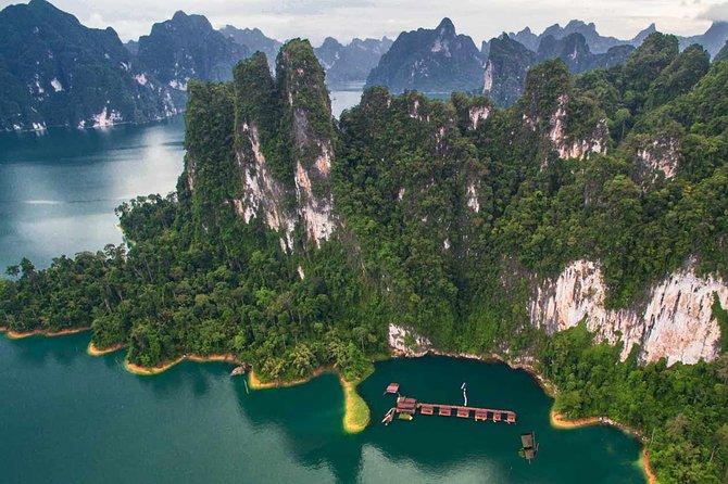 Voyage dans la jungle au parc national de Khao Sok
