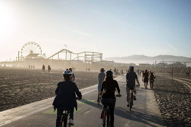 Santa Monica and Venice Beach Bike Adventure Tour