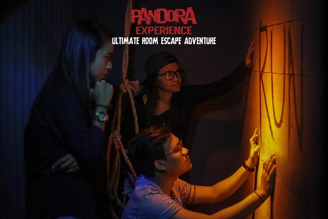 Pandora Experience Escape Room