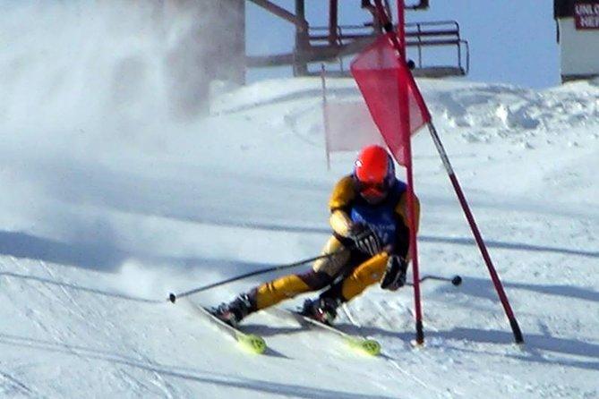 Slalom Racing Gulmarg