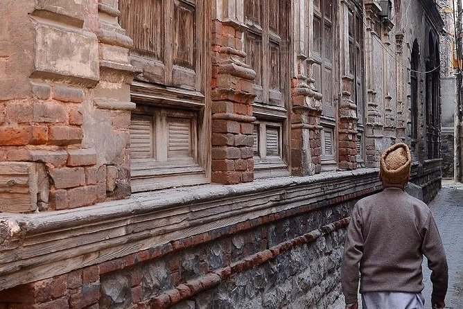 Walk of Old Srinagar