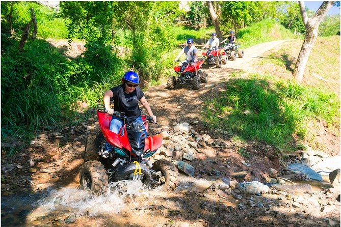 Best of Roatan: ATV Adventure or BUGGY BLAST(Sloths & Beach Optional)