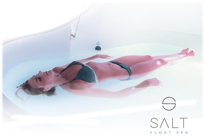 60 Minute Float Tank Session