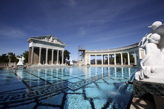 Hearst Castle Tour with pickup from Paso Robles, CA