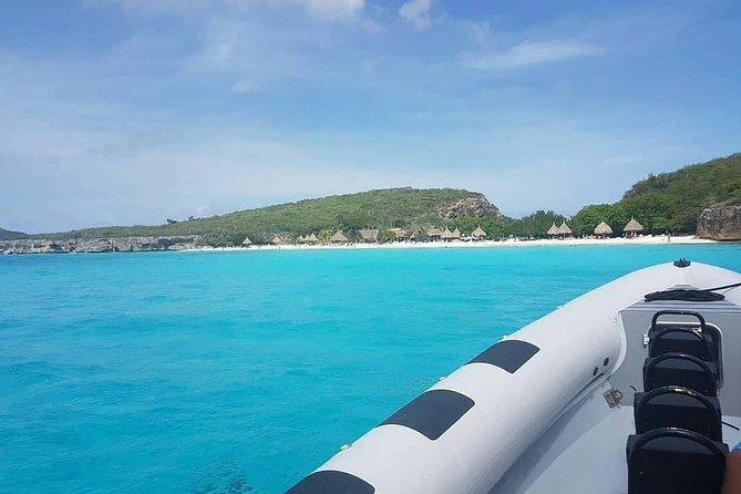 Westcoast Beach Hopping e Blue Room Aventura com Powerboat