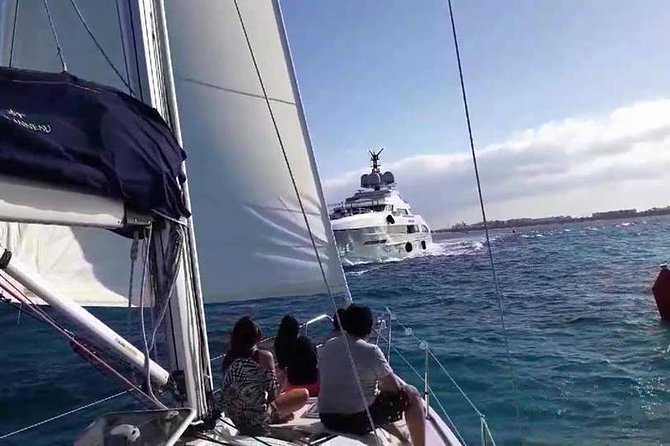 Luxury Sail Yacht Rental
